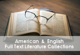 American and English Literature Collections