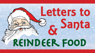 Letters to Santa and reindeer food